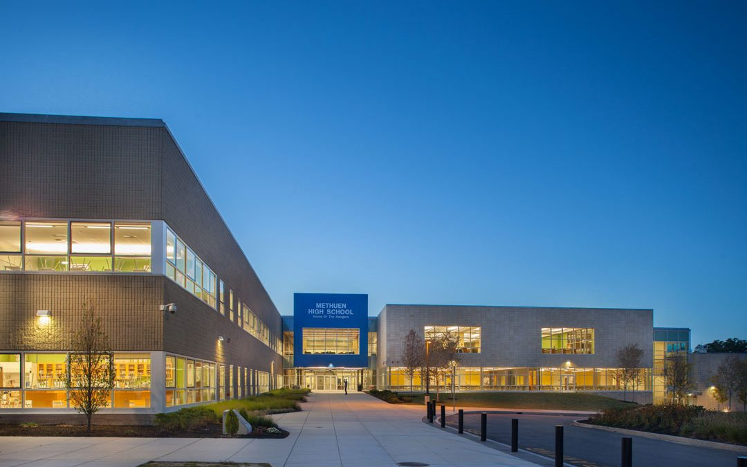 Finegold Alexander Architects receives Citation Award for Methuen High School