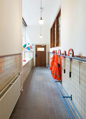 Montessorischool in Maastricht, the Netherlands. Credit: Gregor Ramaekers
