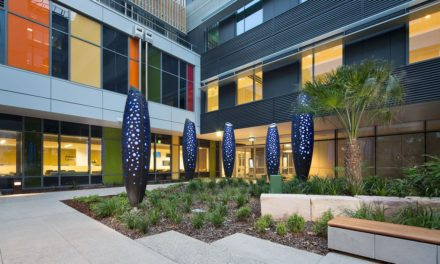 Healing design at new Sunshine Coast University Hospital