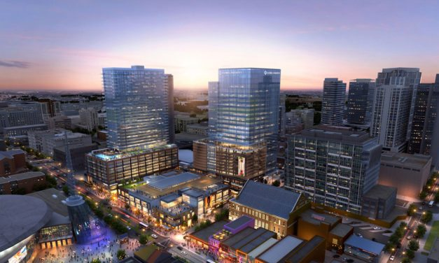 Fifth + Broadway begins construction on one of largest mixed-use developments in Nashville