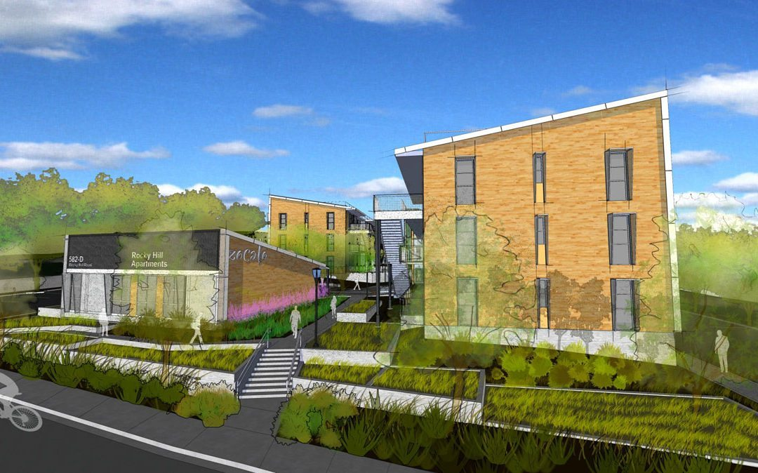 Community Development Partners to Break Ground on Rocky Hill Veterans Housing