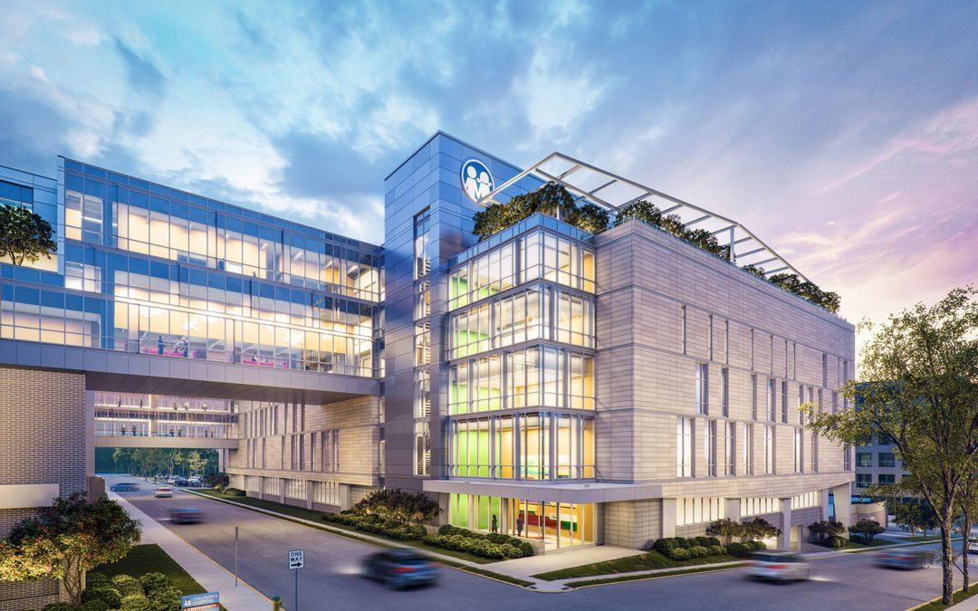 BarberMcMurry architects and Shepley Bulfinch announce opening of East Tennessee Children's Hospital expansion
