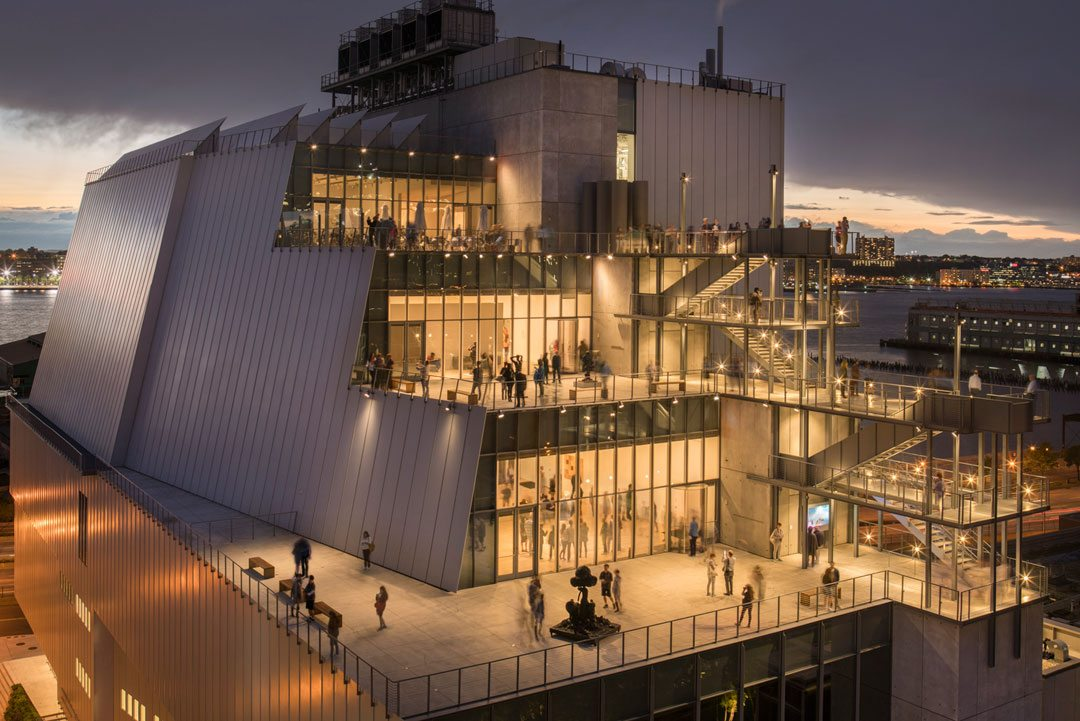 WHITNEY MUSEUM OF AMERICAN ART Mill Valley, California | 2015. Architects:  Renzo Piano