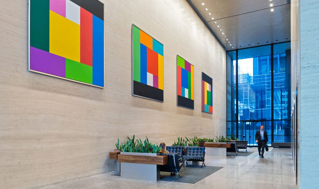 Td Centre First To Achieve Well Core Shell Certification Prism
