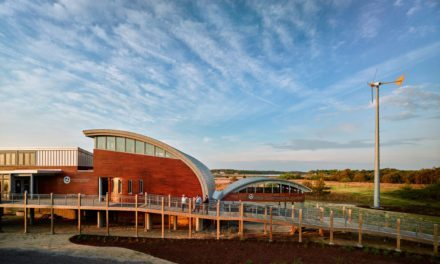 Wright Commissioning's Net-Zero Environmental Center goes Beyond Green