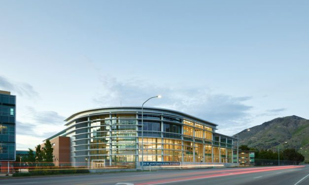 Jon M. Huntsman Hall at Utah State University—the next evolution in business school design