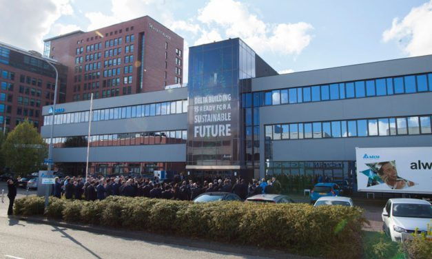 Delta's EMEA headquarters achieves annual energy savings up to 45%