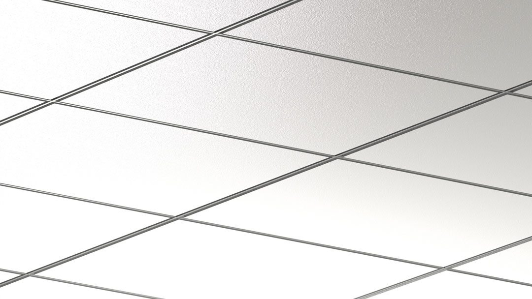 New Rockfon Integrity Double Reveal Ceiling System Prism