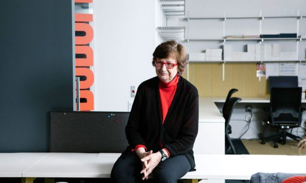 Susan Szenasy announced as 2017 ASID Design for Humanity Award Winner