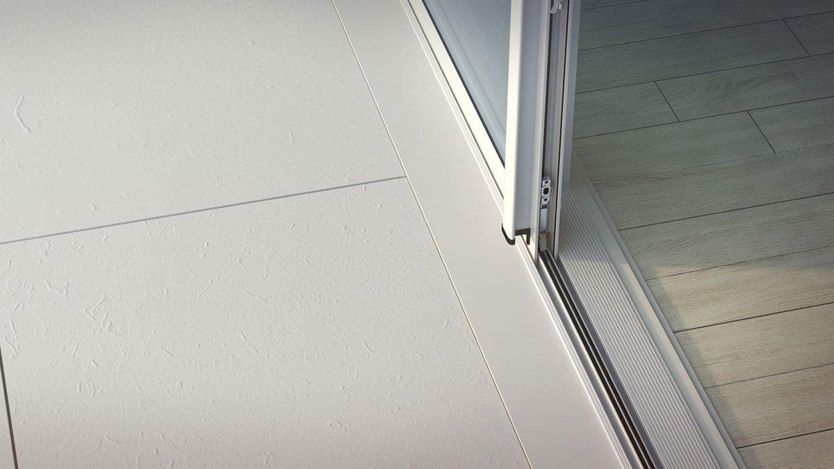 Wausau Introduces Crosstrak Sliding Doors For High Rise Balconies