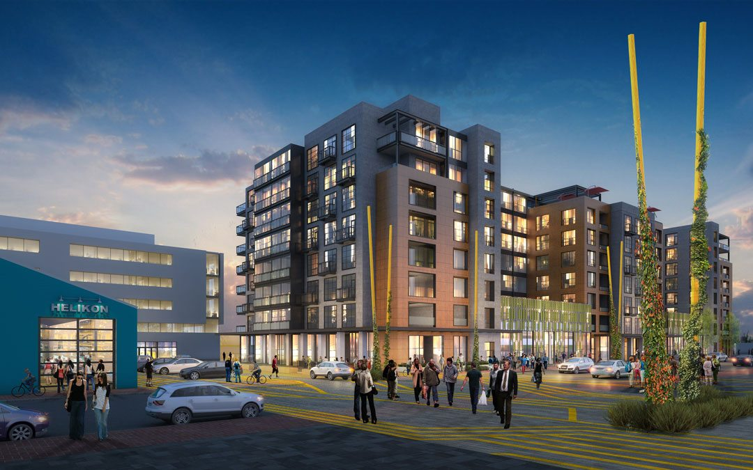 New Giambrocco neighborhood to transform eight RiNo acres into Denver's latest mixed-use development