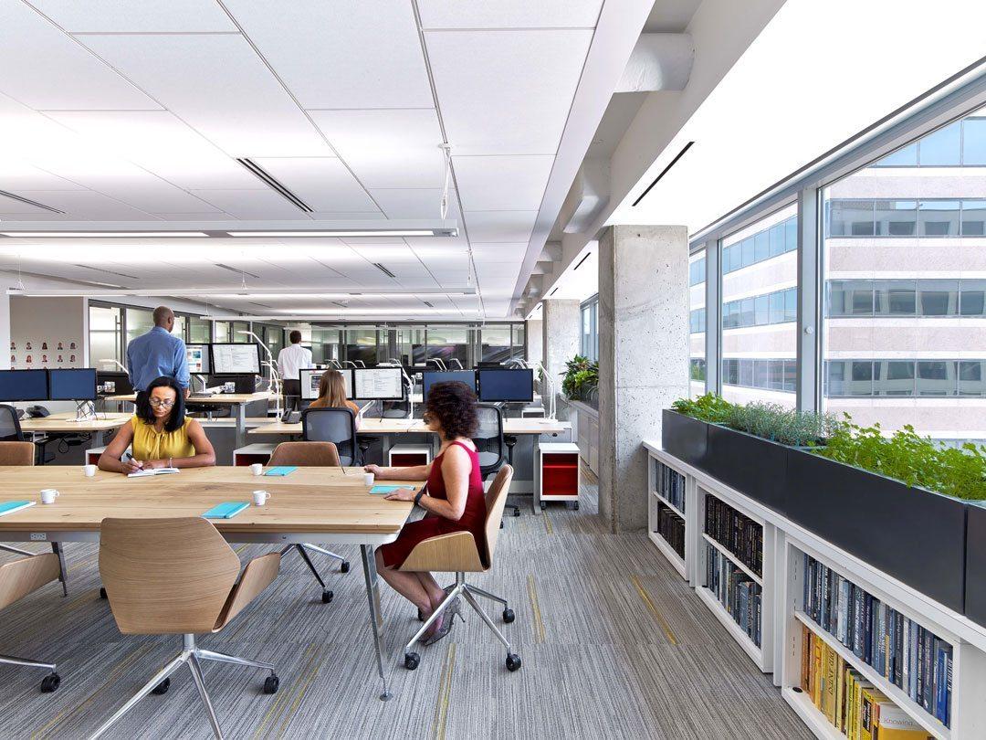 ASID Headquarters in Washington, D.C. Photo Credit: Eric Laignel