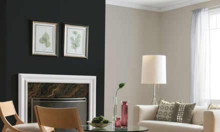 GLIDDEN brand by PPG names 2018 color of the year: Deep Onyx