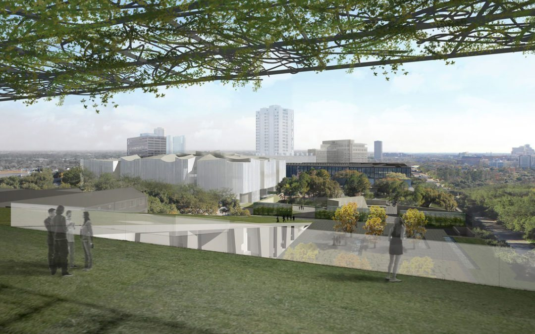 Museum of Fine Arts, Houston breaks ground for Nancy and Rich Kinder Building