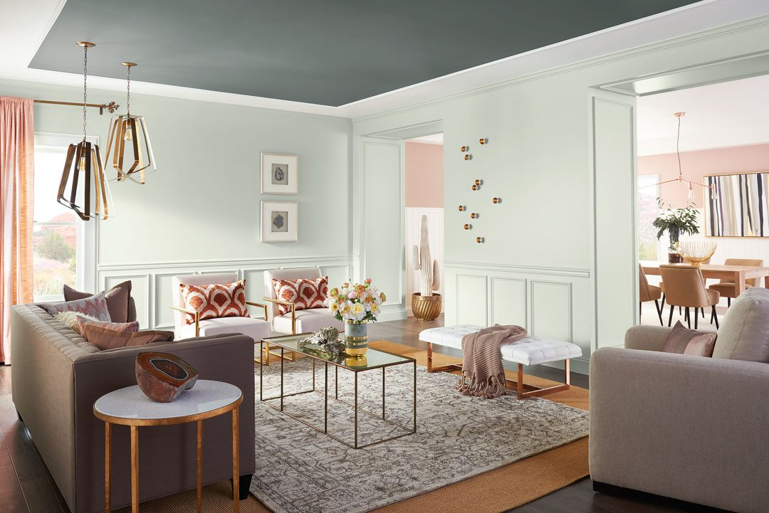 Sherwin-Williams 2018 Colormix® Forecast: Sherwin-Williams 2018 Colormix® palette Sincerity