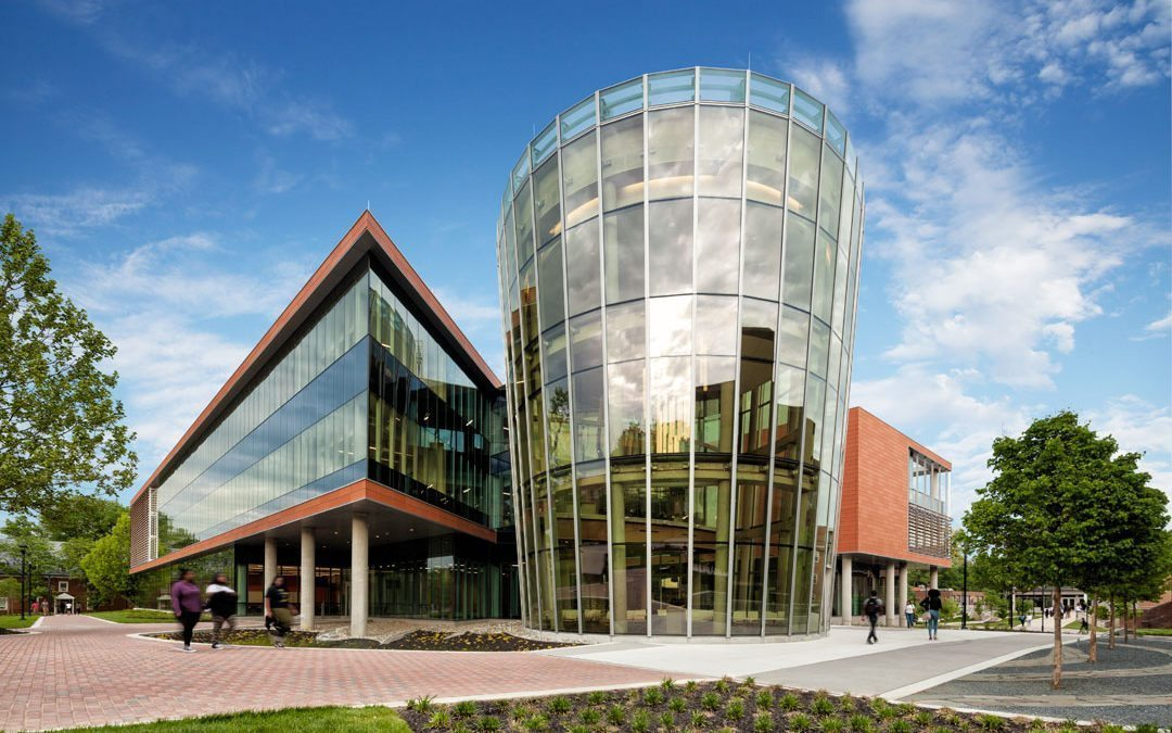 SageGlass Installs Dynamic Glass at Bowie State University's New Center for Natural Sciences, Mathematics and Nursing