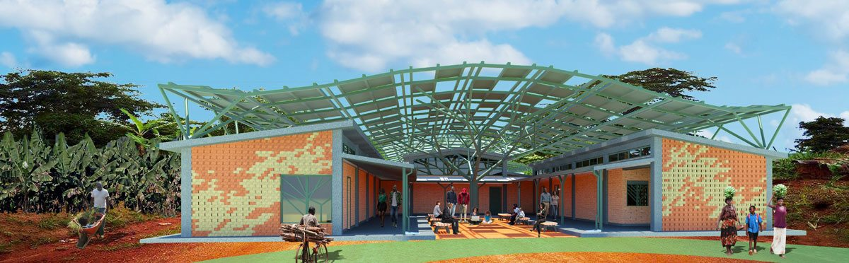 Ambulatory Surgical Facility; Kyabirwa, Uganda. Photo: Kliment Halsband Architects