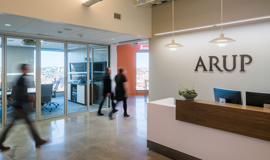 Arups Boston Office Is The First Project In New England To Achieve WELL Certification