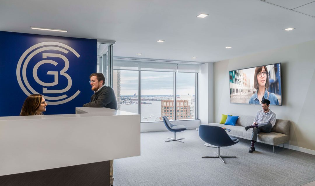 Margulies Perruzzi Architects completes office design for the
