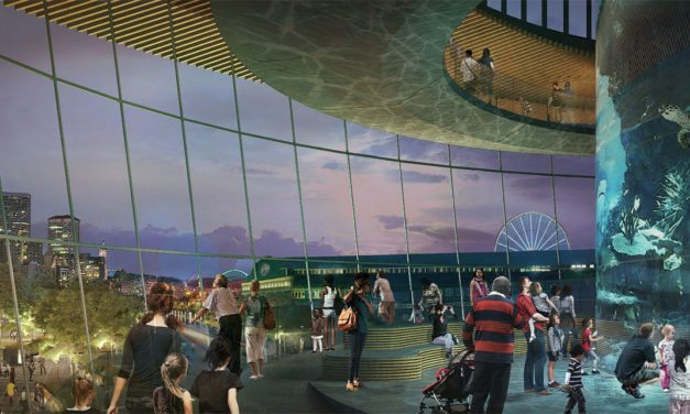 LMN Architects selected for Seattle Aquarium's new Ocean Pavilion