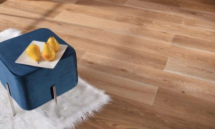 Nydree Flooring reveals first acrylic-infused wide-plank option for commercial spaces