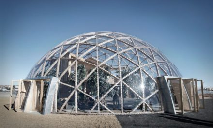 Metsä Wood: Dome of Visions made from sustainable wood