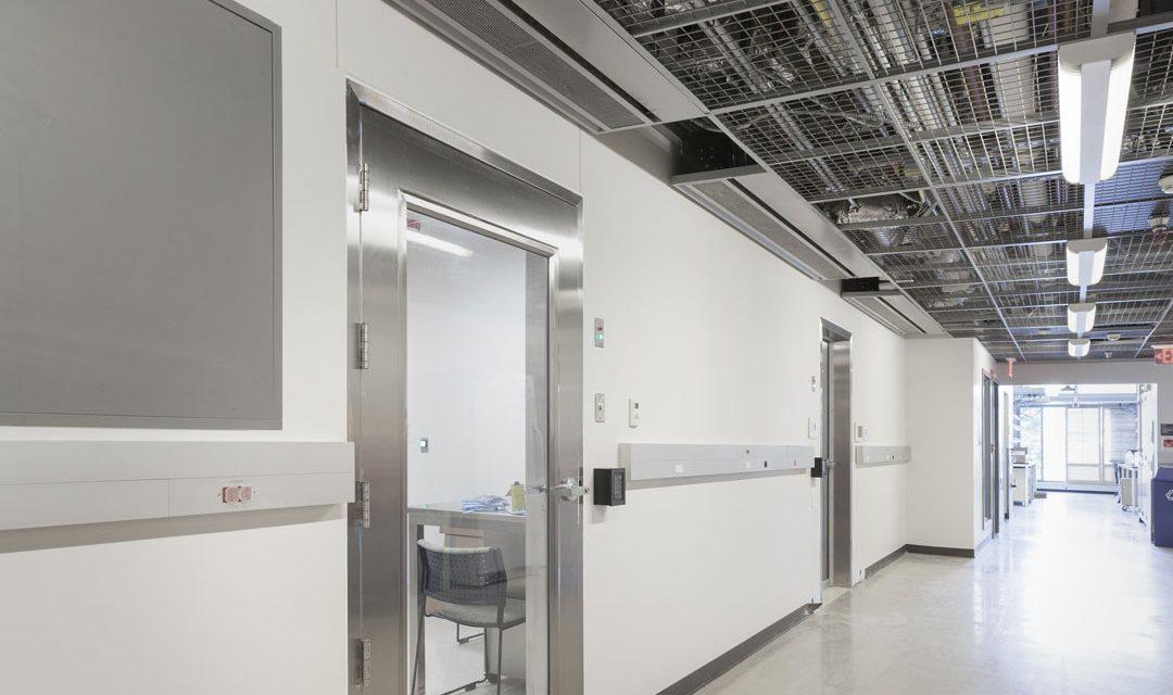 BNBuilders completes BSL-3 Laboratory at UC Riverside School of Medicine