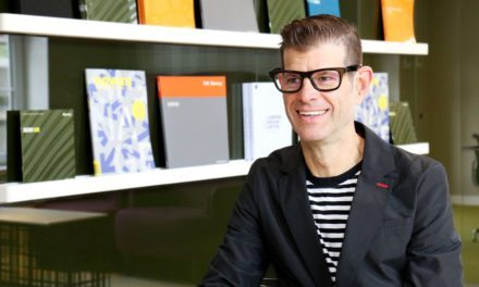 Benoy appoints Barry Spencer Hughes as Design Director