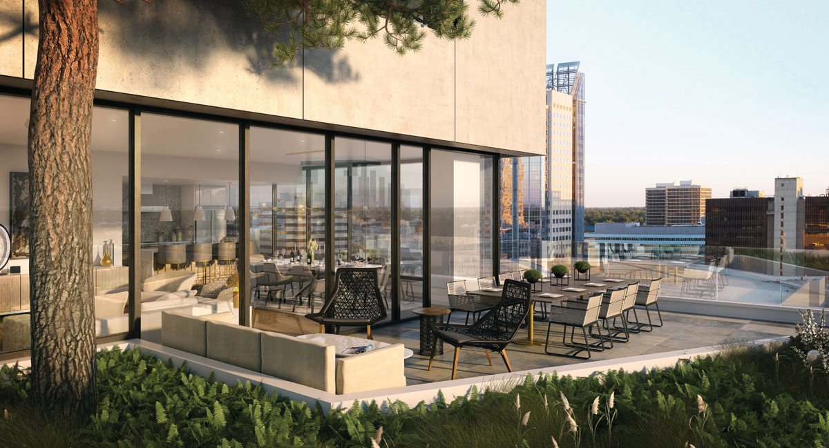 The residences at the sawyer at the forefront of Residential interior design sacramento