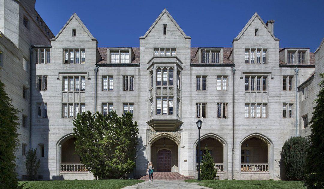 Historic Bowles Hall earns LEED Silver