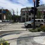 New construction to improve the safety and livability on Millburn Avenue