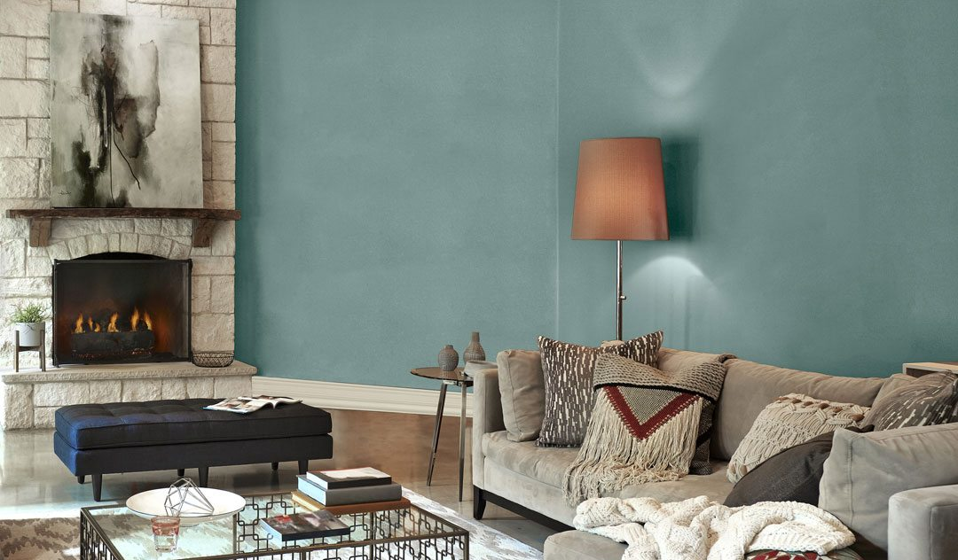 Behr paint reveals 2018 color of the year in the moment Paint color of the year