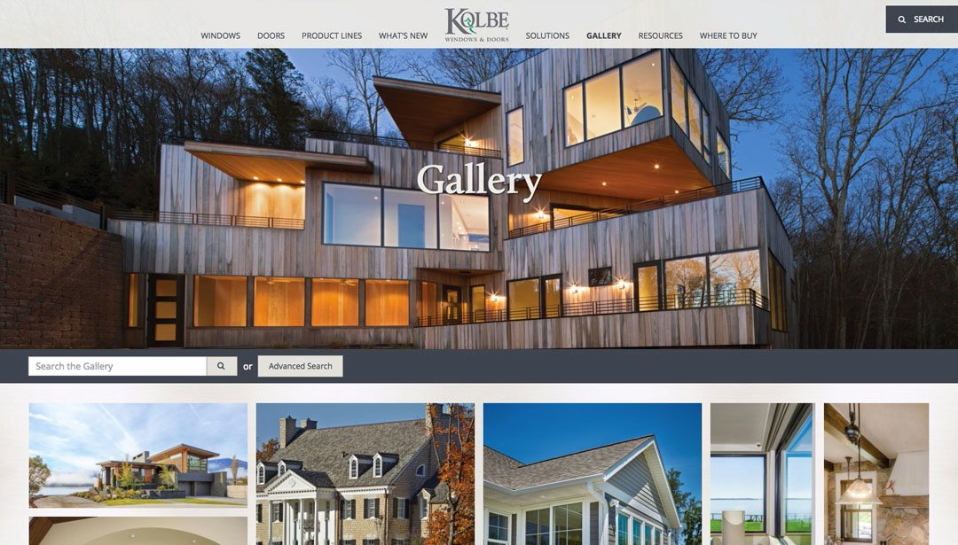 Kolbe launches new responsive website