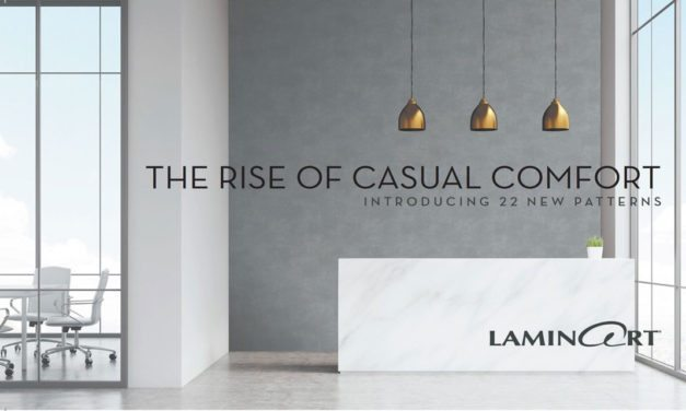 Laminart offers a chic twist on design towards casual comfort