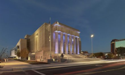 Little Rock's Robinson Center Renovation and Expansion Project has achieved LEED Gold