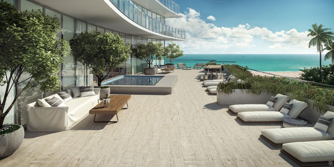 Design vision for Auberge Beach Residences & Spa