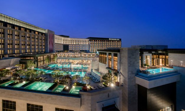 Lifescapes International completes landscape design for Paradise City