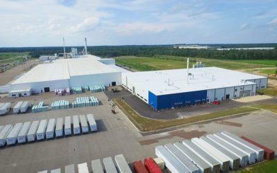 Rockfon North America facility begins production