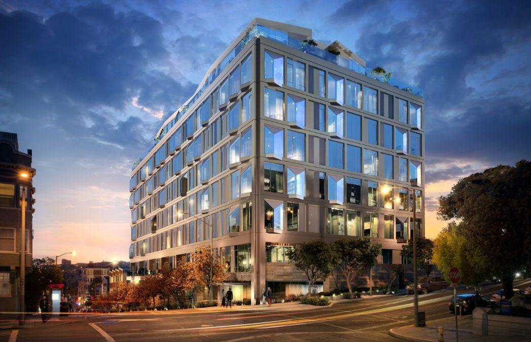 Sustainable Jewel-Box Building in the Heart of San Francisco