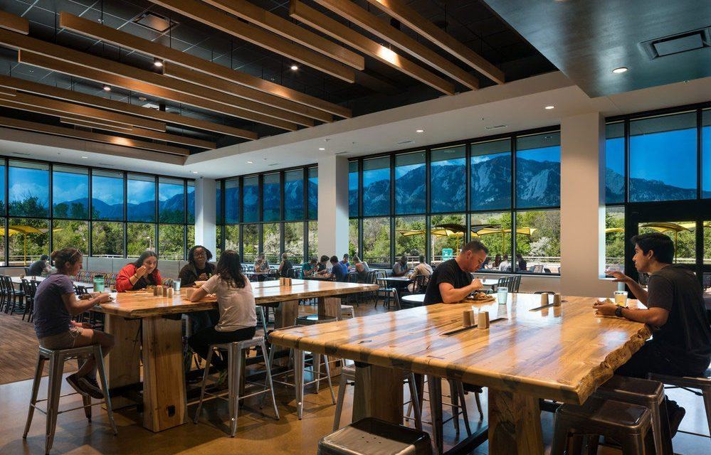 SageGlass completes dynamic glass installation at University of Colorado Boulder