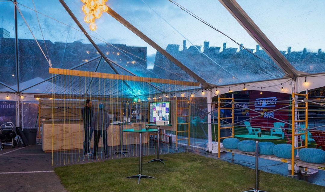Seattle Playground at Upstream Music Festival & Summit