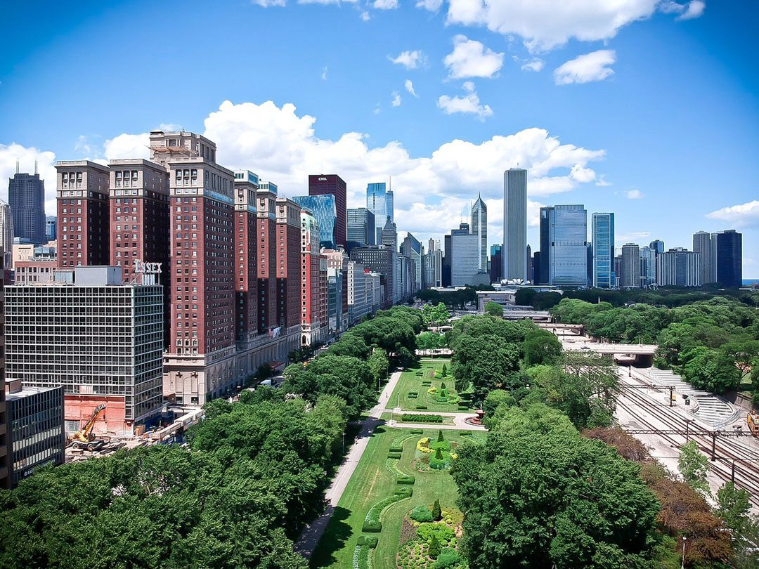Chicago Named Nations Greenest City According To The Fourth Annual