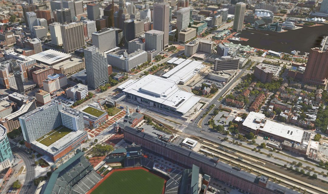 LMN Architects begin work on Baltimore Convention Center Expansion Study