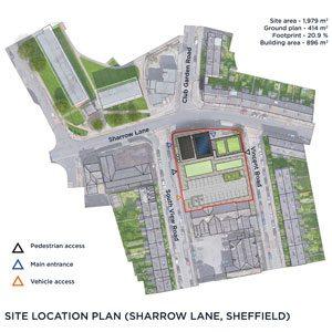Sharrow Nursery and Community Centre – An Integration of Renewables, Efficiency and High-performance Materials, Daniel Black, Sheffield Hallam University