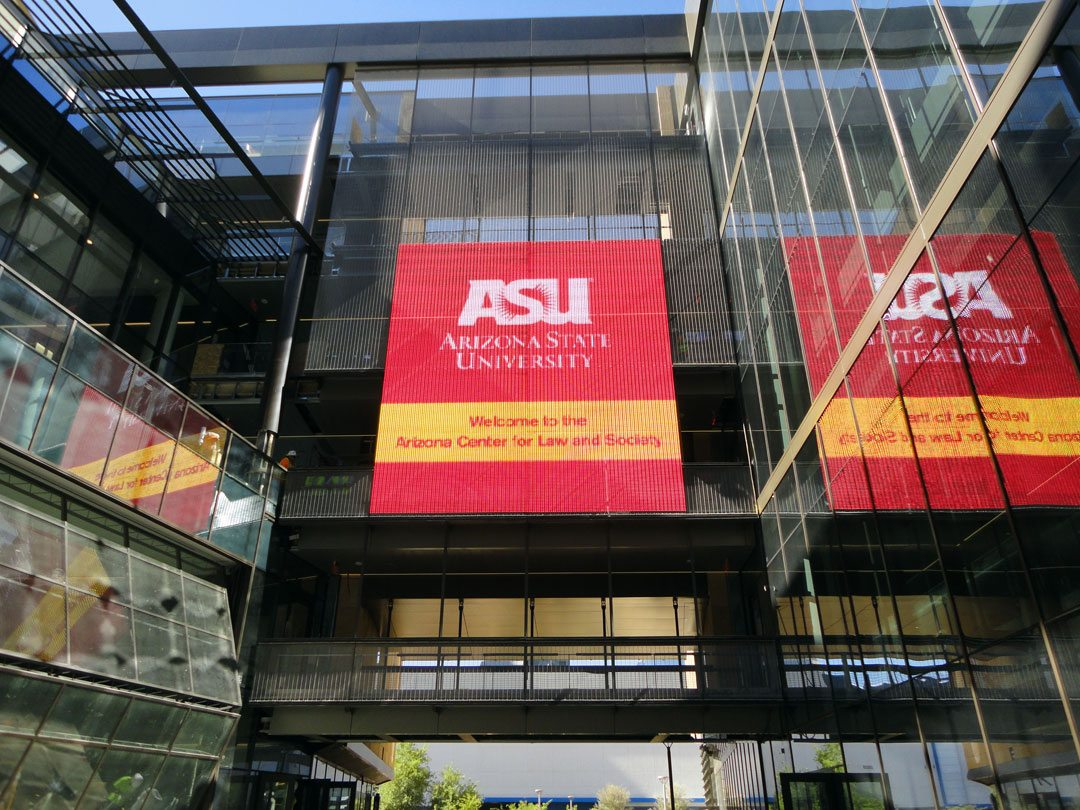 Arizona State University. Photo: © GKD-USA, Inc.