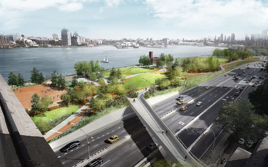 Arcadis to Lead Design to Strengthen Manhattan's Coastline