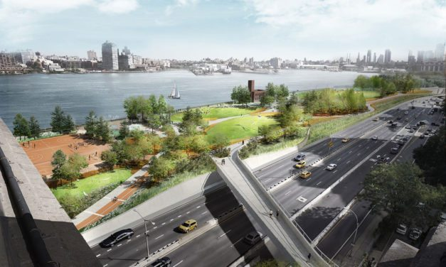 Arcadis to Lead Design to Strengthen Manhattan's Coastline