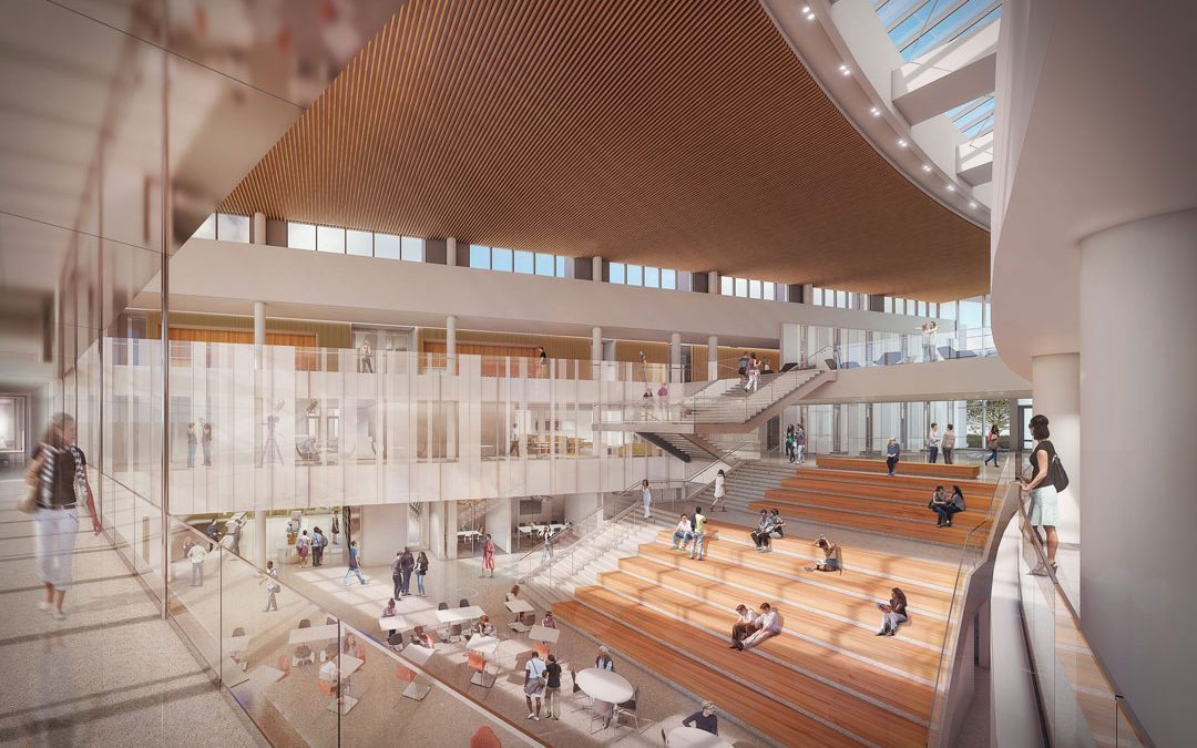 LMN Architects announce groundbreaking of the new Broad College of Business Pavilion at Michigan State University