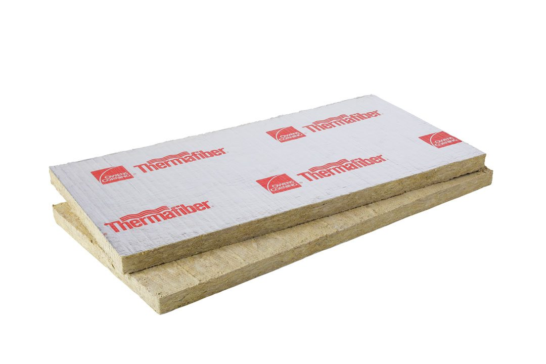 Owens corning introduces first formaldehyde free for Mineral wood insulation