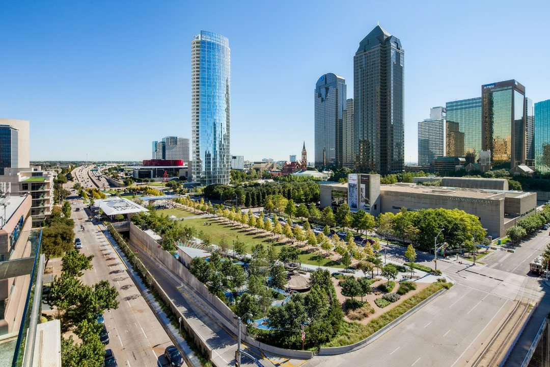 Top landscape architecture projects earn 2017 asla - Dallas home and garden show 2017 ...